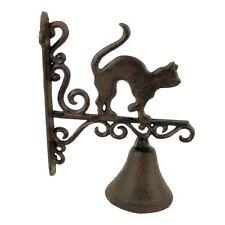 Katzen Motiv Gartenfiguren & -skulpturen aus Metall