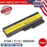 Lenovo G550 Battery For G430 G450 N500 L08S6Y02 L08S6Y02 IdeaPad G430