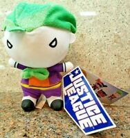 NEW Justice League Chibi Collection The Joker Plush Toy Doll Figure DC Comics