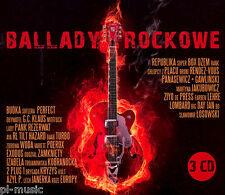= POLSKIE BALLADY ROCKOWE vol.1- POLISH ROCK BALLADS /3CDbox /sealed from Poland