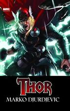 THOR: the Art of Marko durjevic-COMIC ACTION 2008