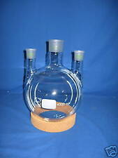 Three Neck Round-Bottomed Flask 4000mL 2x NS 29/32 1x NS 45/40 W 0775004