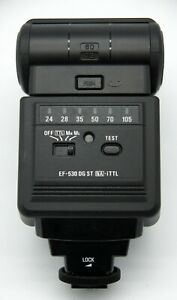 Sigma Electronic Flash EF-530 DG ST for D-SLR Camera (Pentax Mount)