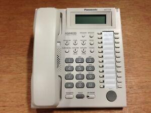 Panasonic KX-T7736 24 Button Three Line LCD Speakerphone White