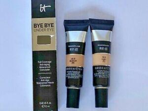 IT Cosmetics Bye Bye Under Eye Anti-Aging waterproof concealer 12ml