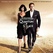 Quantum of Solace  OST  2008 by Quantum of Solace Ex-library