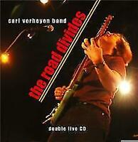CD Carl Verheyen Band The Road Divides  2CDs
