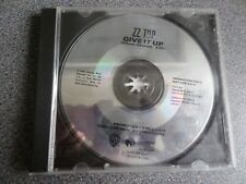 ZZ TOP ~ Give it up, US Promo CD