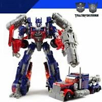 Action Figure Model Optimus Prime Robot Car Transformers 4 toys kid gift
