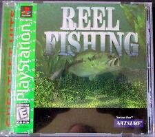 Reel Fishing [PlayStation]