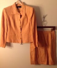 Kelly Graham Women's 8 Linen Suit
