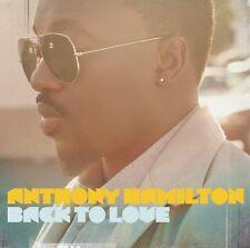 Anthony Hamilton - Back to Love [New CD]