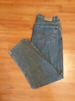 Levi's 505 Mens Jeans 36x32 Regular Fit Straight Leg All Cotton