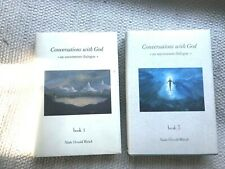 Conversations With God : An Uncommon Dialogue Neale Donald Walsch Books 1 & 2 HC