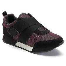 NWB Juicy Couture Women's Fashion Sneakers Shoes Size 10 Metallic