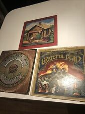 Grateful dead Vinyl Lot Records Terrapin Station American Beauty