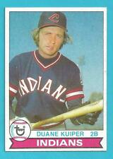 1979 Topps #146 Duane Kuiper Cleveland Indians