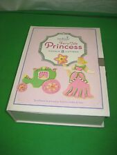 Williams Sonoma 2007 Kids Fairy Tale Princess Cookie 8 Metal Cutters