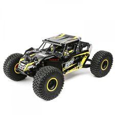NEW Losi 1/10 4WD Rock Rey RTR AVC Yellow LOSD03**