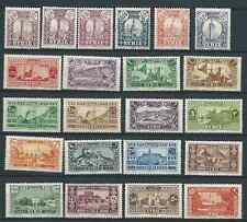 SYRIA 1930 VIEWS TO 100P MINT HINGED FRESH LOOKING!