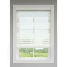 Levalor 2 In Faux Wood Blind 32x64 In white