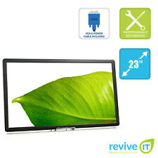 "Dell E2313H 23"" 1920x1080 Widescreen LED Backlit Monitor ONLY VGA DVI - Grade B"