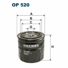 FILTRON Oil Filter OP520