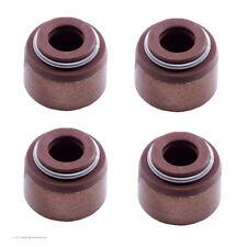 Engine Valve Stem Oil Seals (Set of 4) Fits Subaru XT Loyale & Justy  022-1536