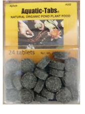 AgSafe Aquatic-Tabs Water Lily - Lotus Pond Aquatic Plant Fertilizer 24 tablets