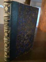 W. Harrison Ainsworth Abigail Novela Inglés por B. H. Revoil 1872 Hachette París