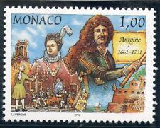 STAMP / TIMBRE DE MONACO N°  2114 ** DYNASTIE DES GRIMALDI / ANTOINE 1°