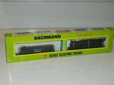 Bachmann N Scale Santa Fe Northern 4-8-4 Steam Engine & 52' Tender #4786 VINTAGE