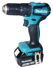 Makita DHP483RTJ Drill Driver with Percussion a Battery 18V Engine Transmitter.