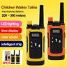 2pcs Walkie Talkie Long Range Distance Headset Kid Waterproof Rechargeable  !!