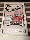 The+Motor+Car+November+1904+Vintage+Magazine