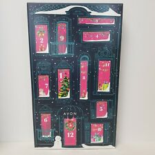 New Avon's 12 Days of Christmas Beauty Advent Calendar Assorted Products