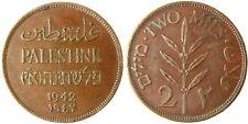 PALESTINE  ,  ISRAEL  ,  2  MILS  1942