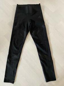 climalite - Tight / Leggins von adidas, Gr. S / 36, schwarz