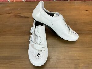 Men's S-works 7 Road Shoes White 39 EU 6.5 US Cycling 3-Bolt