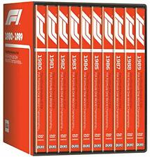 Formel 1 Saison Rückblick 1980 - 1989 [10x DVD] *NEU* F1 81 82 83 84 85 86 87 88