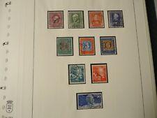 BRD BUND DEUTSCHLAND 1949/1972- Sammlung im Lindner-VD gestempelt komplett 2700€