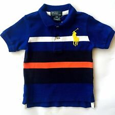 Ralph Lauren Striped T-Shirts & Tops (0-24 Months) for Boys