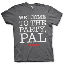 Officially Licensed Die Hard- Welcome To The Party Pal Men's T-Shirt S-Xxl Sizes
