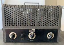ALTEC LANSING A-323S Amolifier Mono Tube Amp
