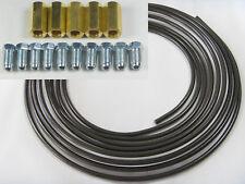 Überwurfmutterm m10x1 Bremsleitung Bremsrohr Kupfer 500mm Verschraubung m10x1