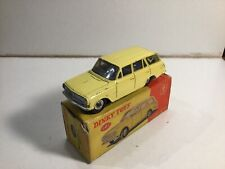 Dinky Toys 141 Vauxhall Victor Estate Car Within Its Original Box