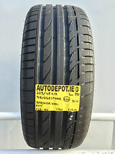 225/45R17 BRIDGESTONE POTENZA S001 RSC 91W Part worn tyre (C742) AS NEW