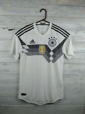 Germany authentic jersey XS 2019 home shirt climachill BR7313 football Adidas