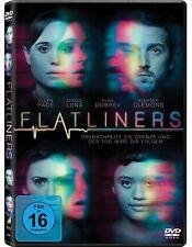Flatliners (2018) DVD