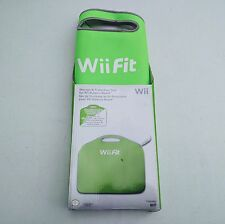 Wii Fit Storage and Protection Tote for Wii Balance Board Lime Green Neoprene
